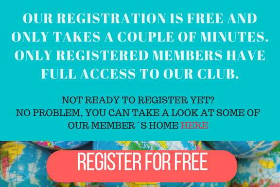 Our registration is free and only takes a couple of minutes. Only registered members have full access to our club.