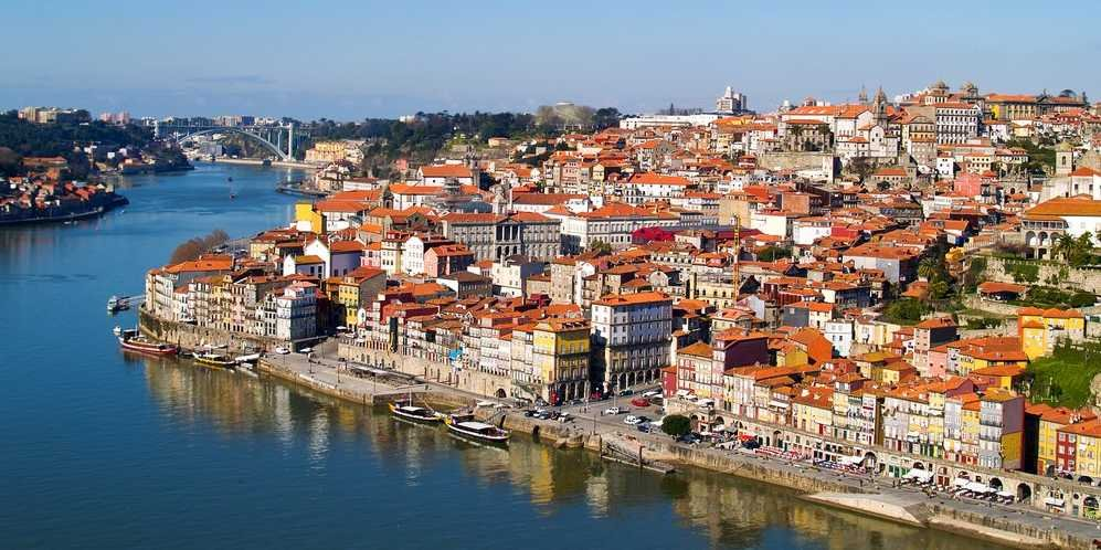 Image result for Porto harbour Portugal